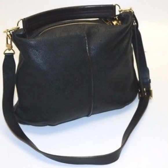 Louis Vuitton Handbags - Louis Vuitton Mahina Selene PM Noir, M94035
